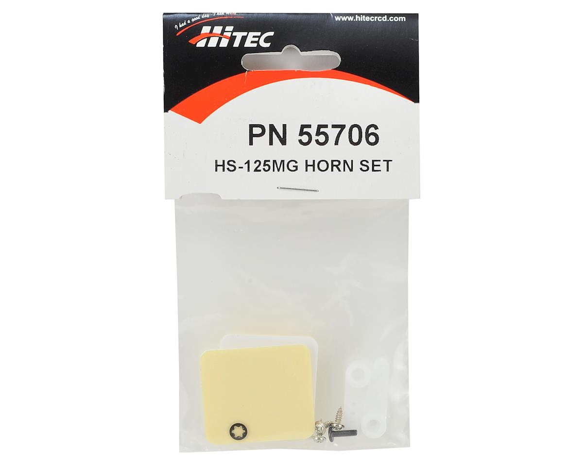 Hitec Servo Horn Set for HS-125MG/HS5125MG