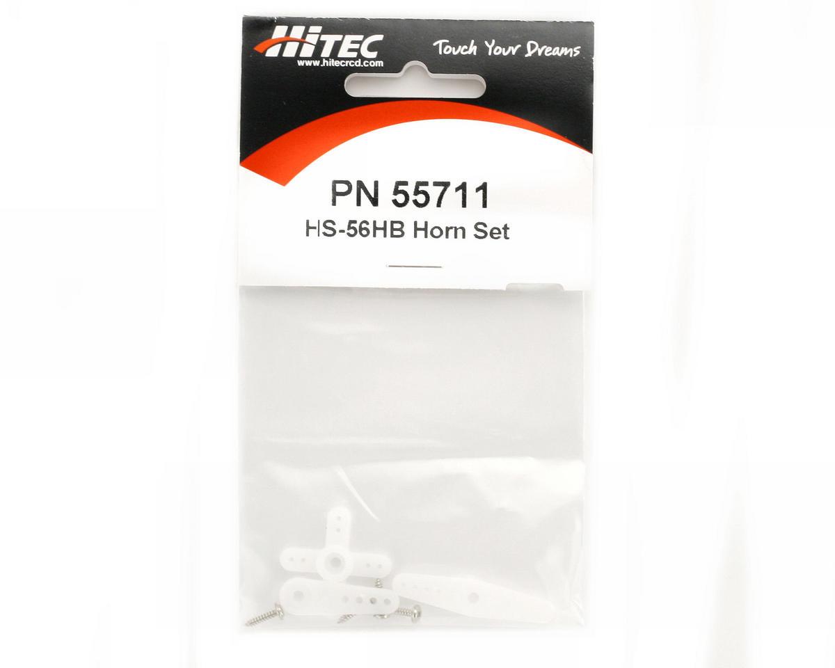 Hitec HS-56HB Horn Set