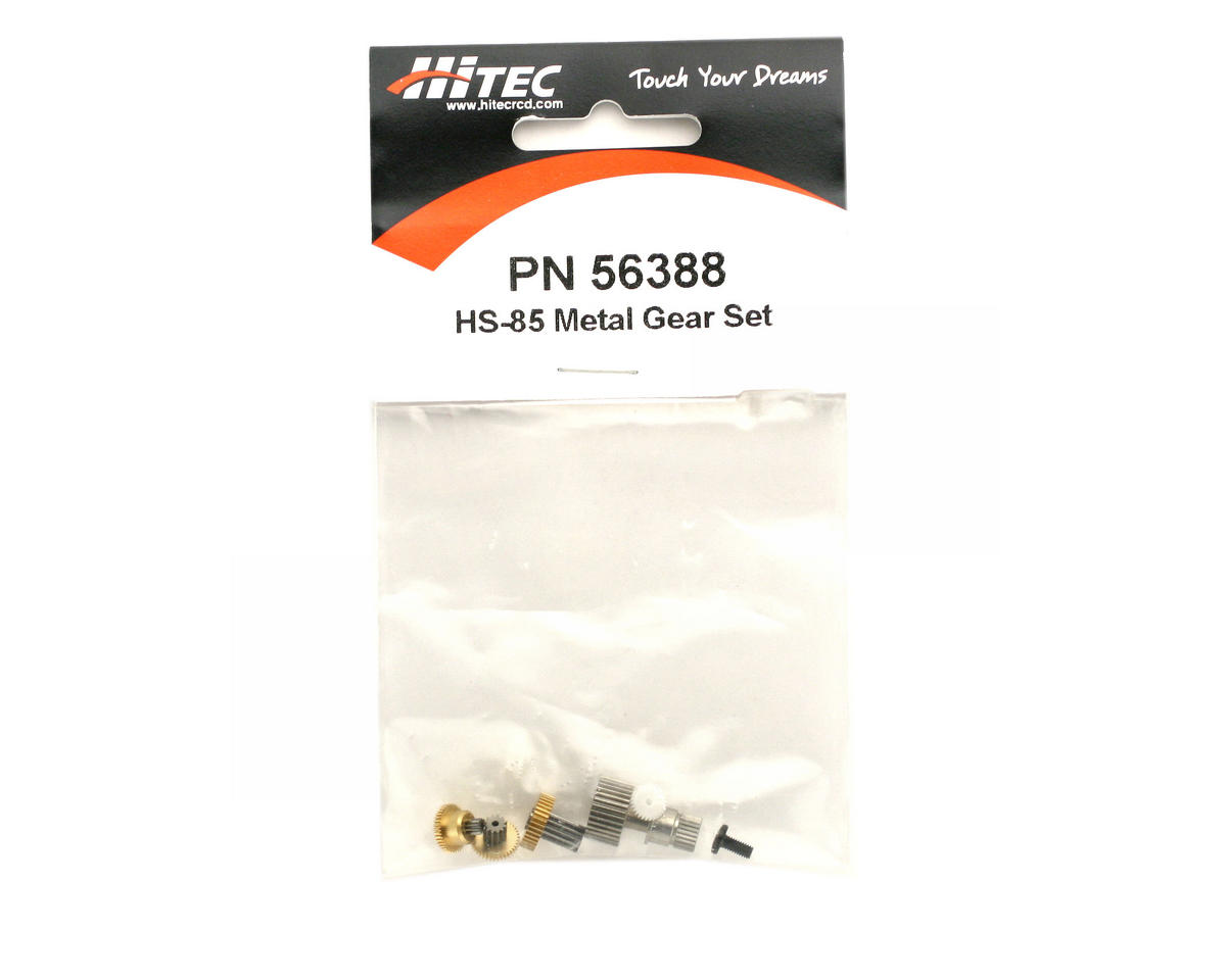 Hitec HS85/5085 Servo Metal Gear Set