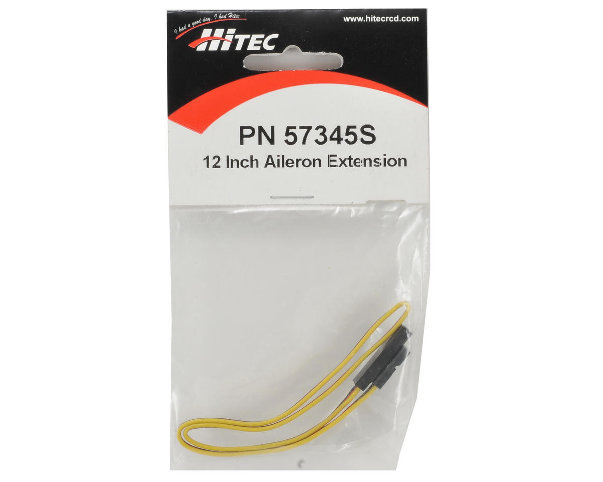 "Hitec 12"" Servo Extension JR/RCD"