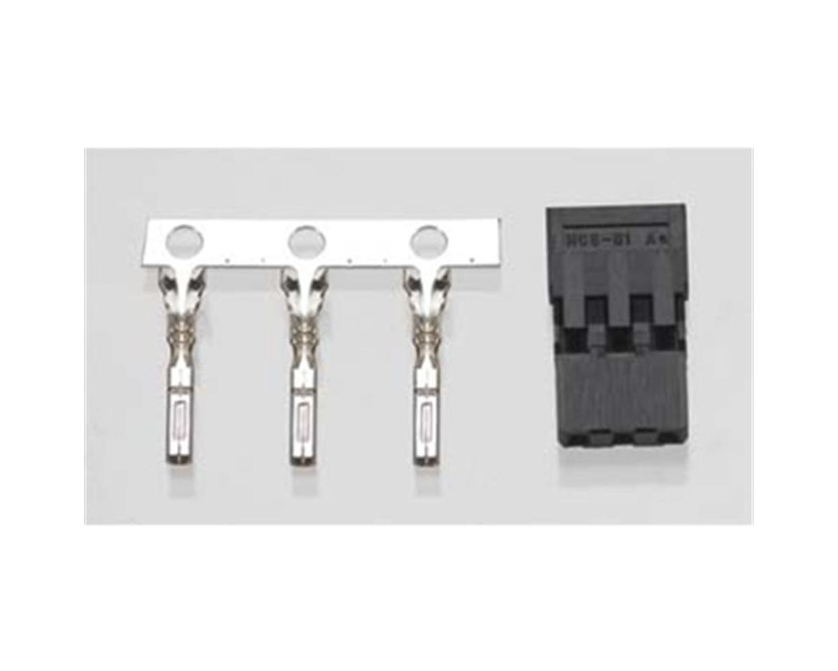 Hitec 57444 S Connector Male Set