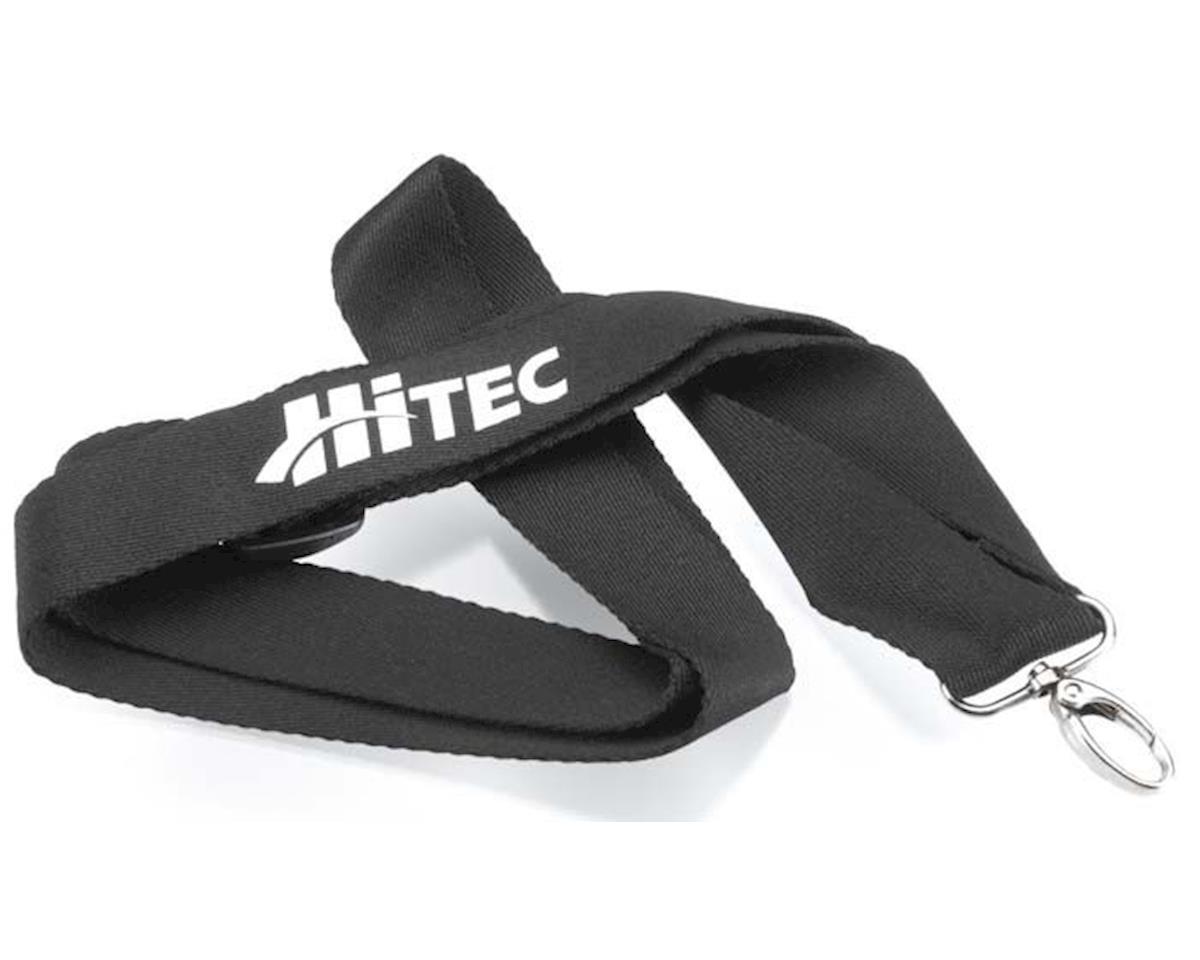 Hitec 58312 Black Hitec Logo Neck Strap