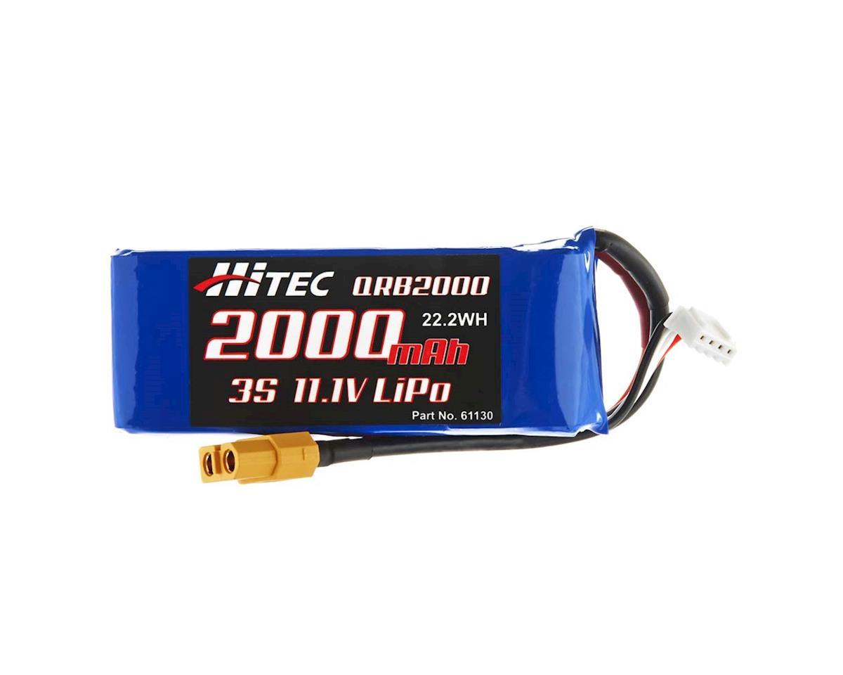 Hitec 61125 Power Battery Quad Racer 280