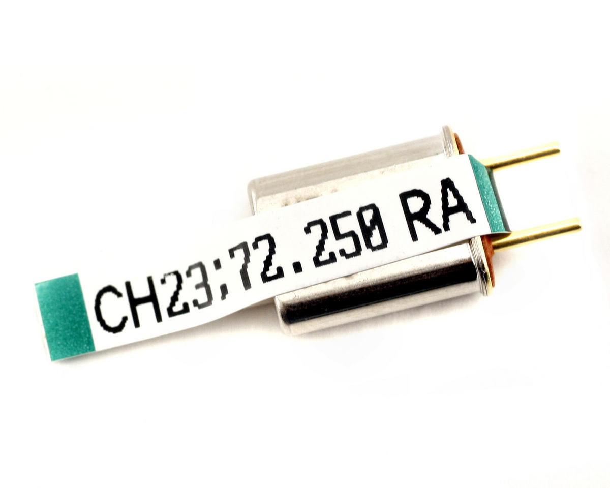 Hitec AM/FM Single Conversion Receiver Crystal Channel 23 (72.250 MHz)
