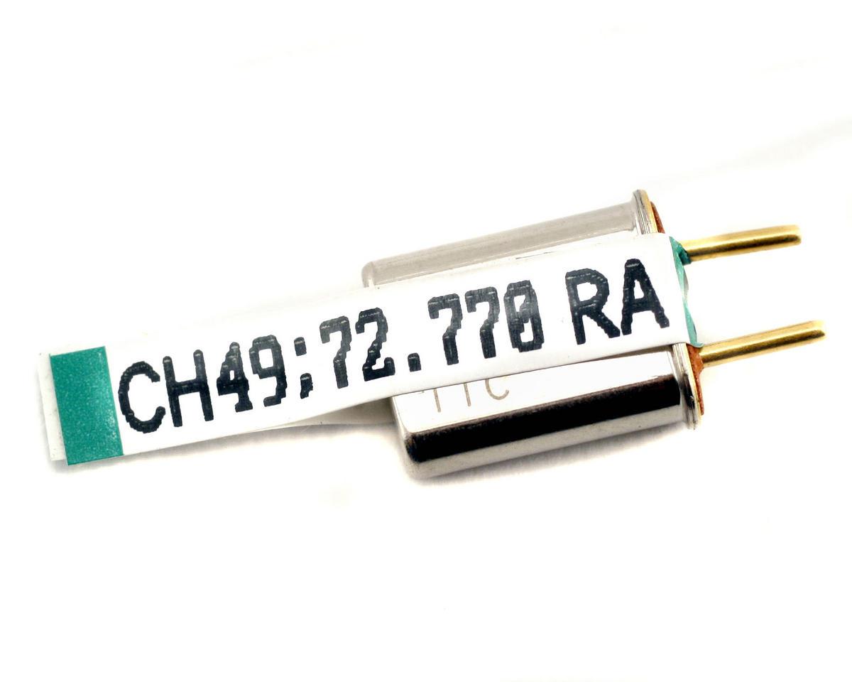 Hitec AM/FM Single Conversion Receiver Crystal Channel 49 (72.770 MHz)