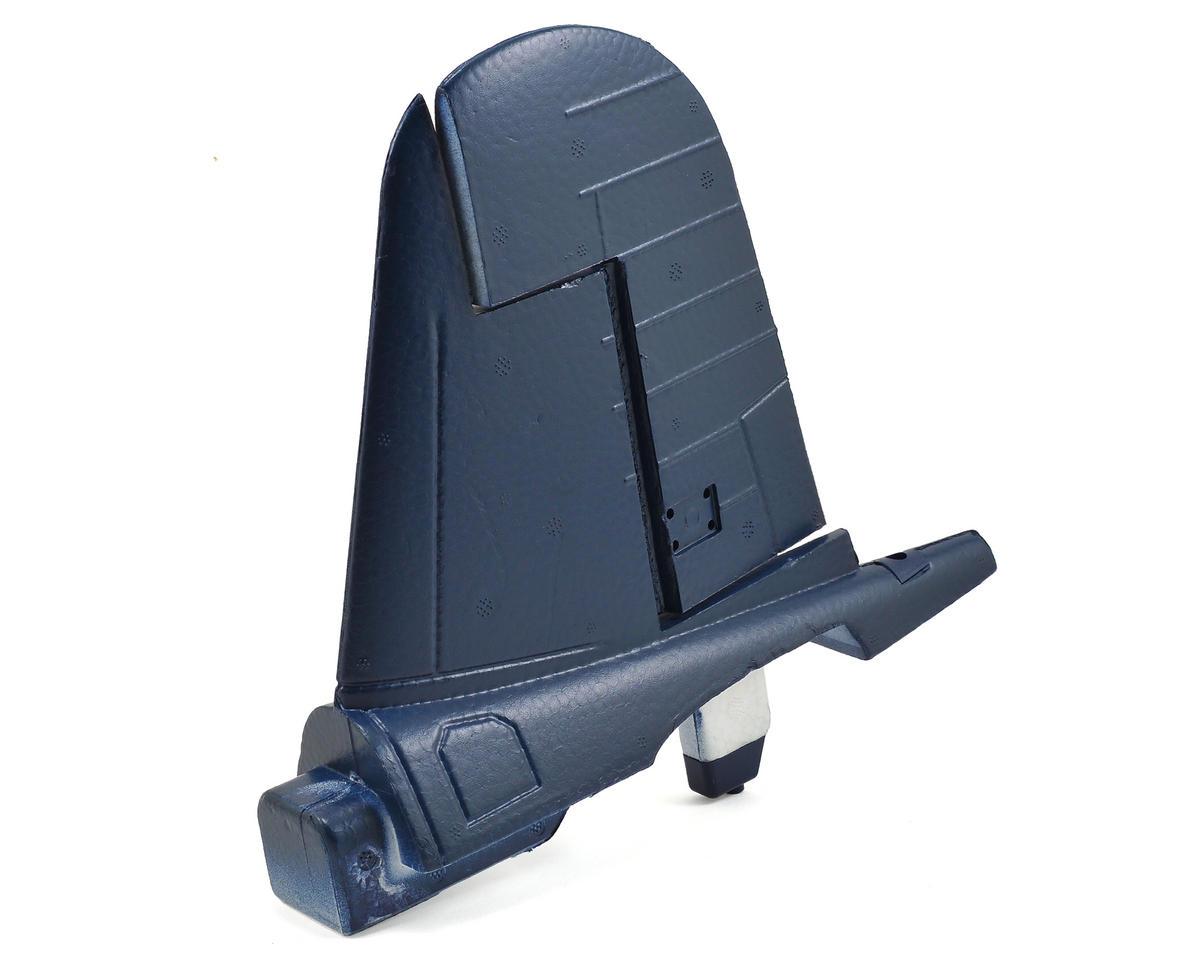 Staufenbiel Red Bull F4U-4 Vertical Stabilizer