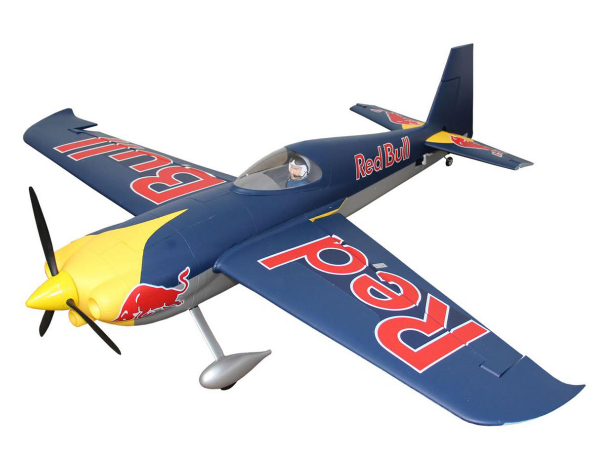 Staufenbiel Red Bull Edge 540 BNF Basic Electric Airplane