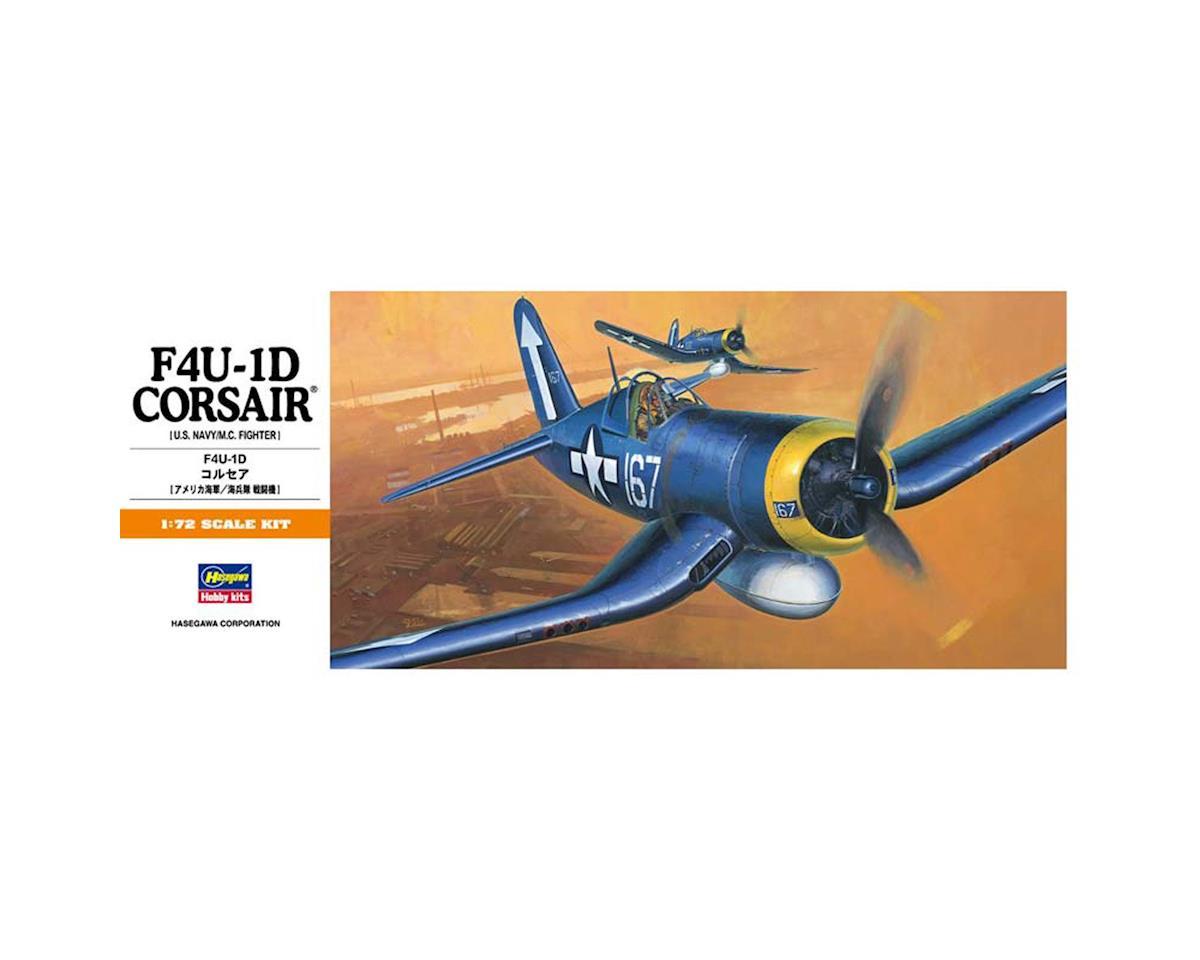 Hasegawa 1/72 F4U-1D Corsair