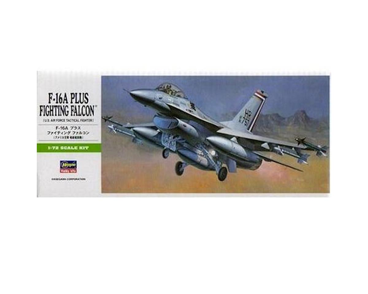 00231 1/72 F-16A Plus Fighting Falcon by Hasegawa