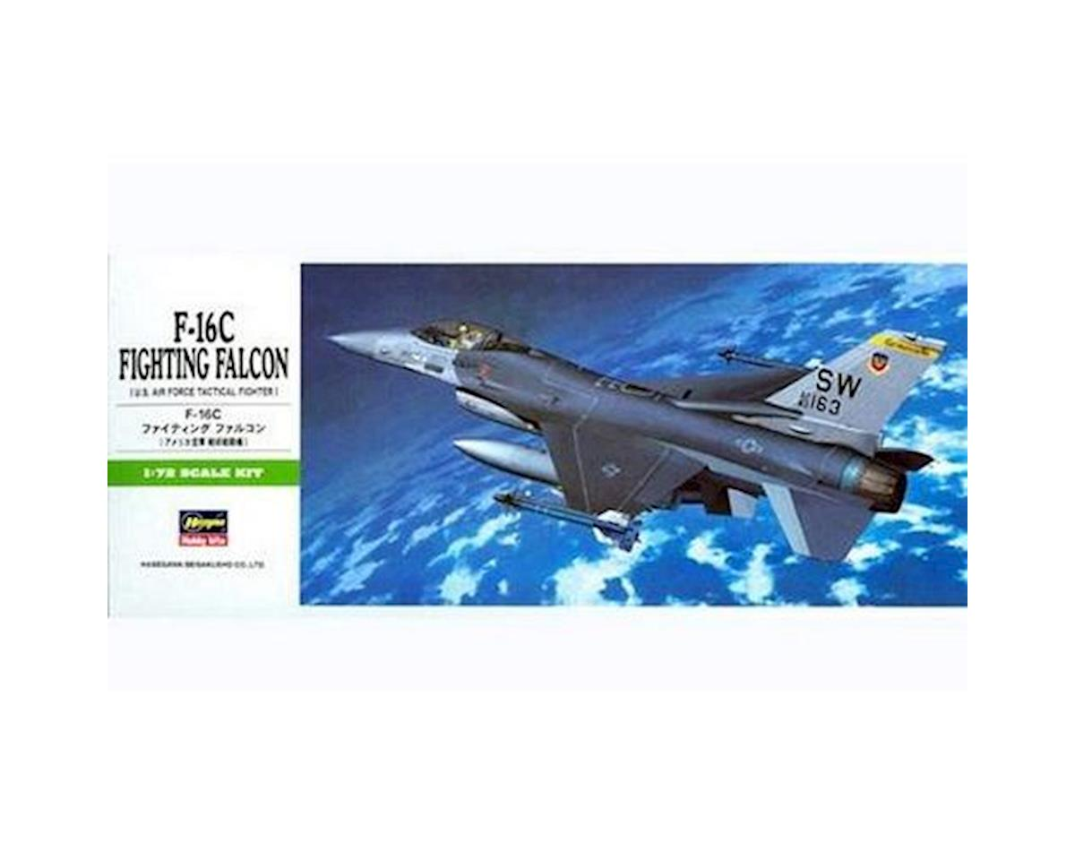 00232 1/72 F-16C Fighting Falcon by Hasegawa
