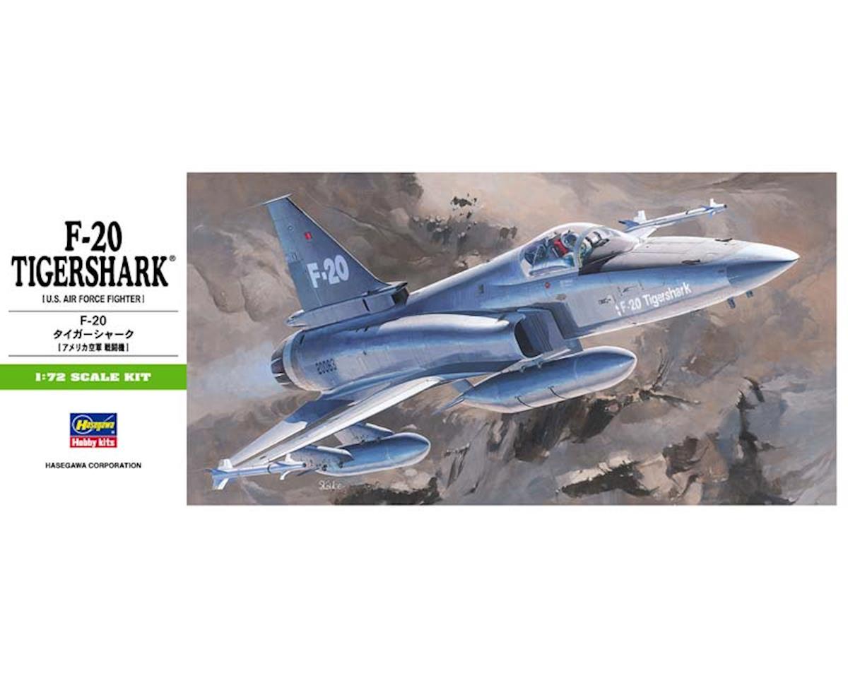 00233 1/72 F-20 Tigershark by Hasegawa