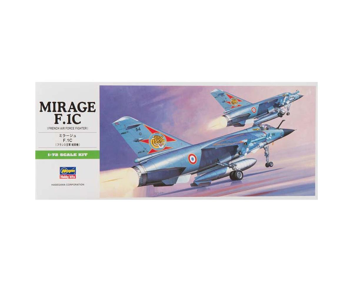 00234 1/72 Mirage F.1C by Hasegawa