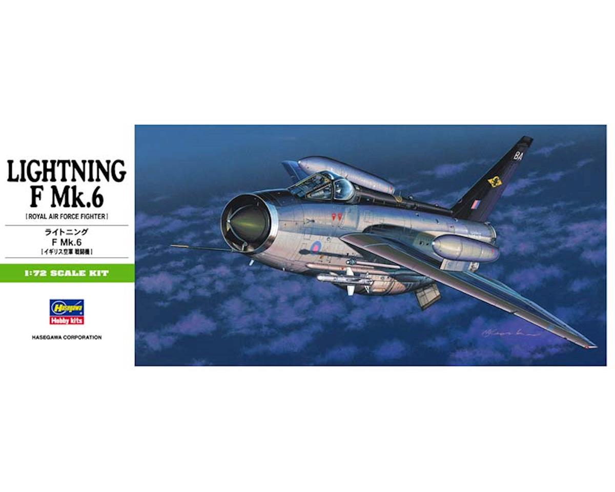Hasegawa 00245 1/72 Lightning F Mk.6