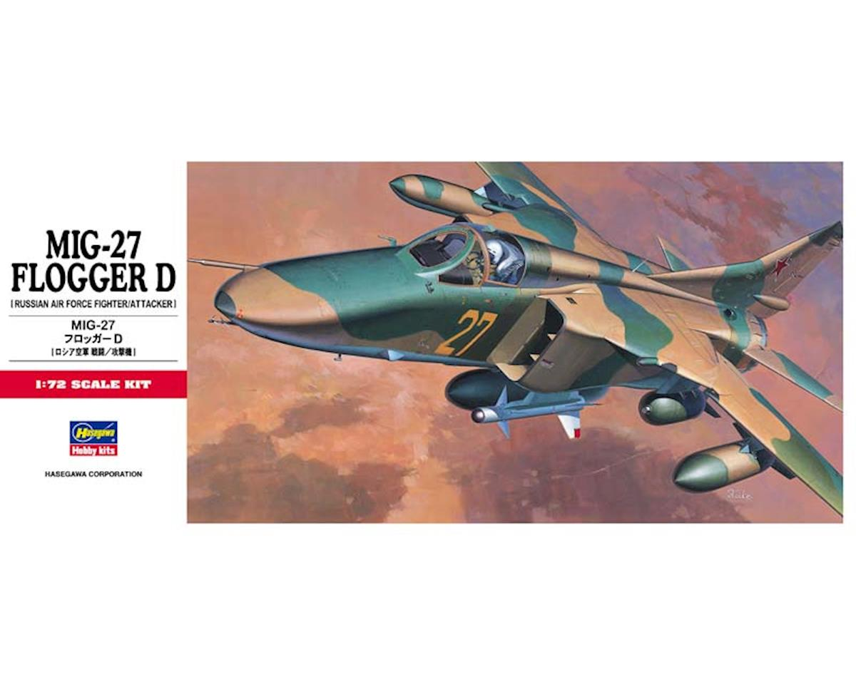 Hasegawa 00340 1/72 Mig-27 Flogger D