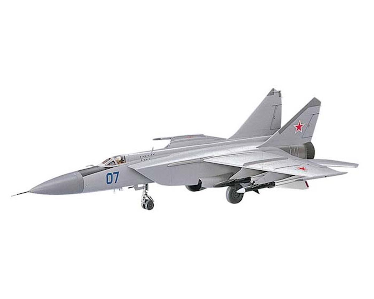 00434 1/72 Mig-25 Foxbat by Hasegawa