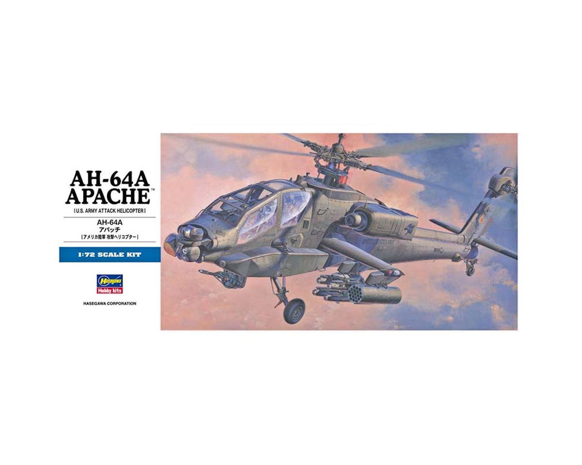 00436 1/72 AH-64A Apache by Hasegawa