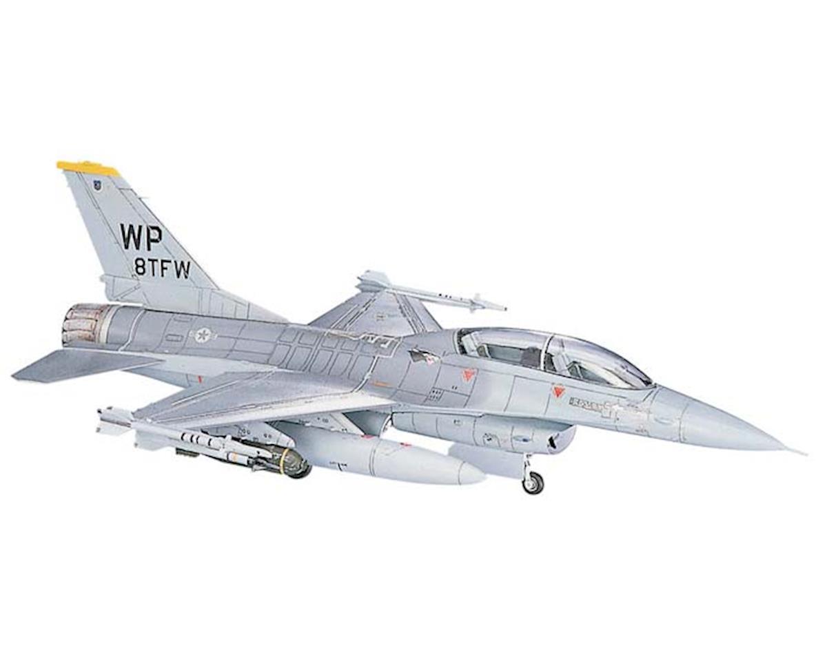 00444 1/72 F-16B Plus Fighting Falcon by Hasegawa