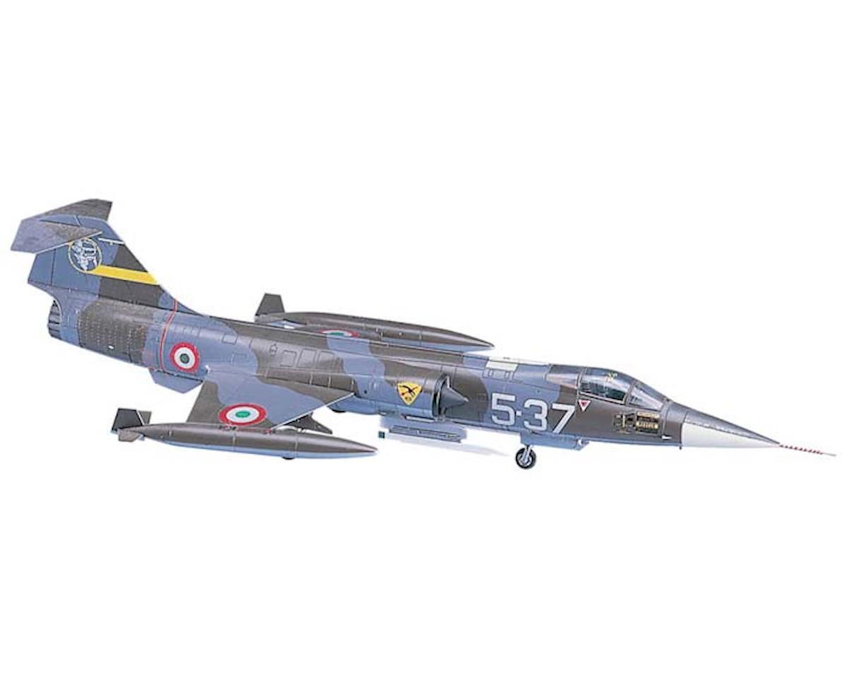 00447 1/72 F-104S/F-104G Starfighter(Italian/Luftwaffe) by Hasegawa