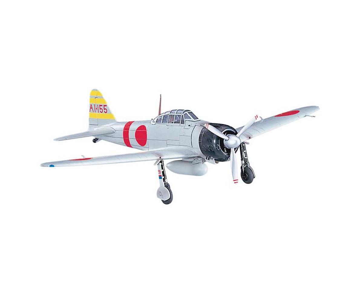 Hasegawa 00451 1/72 Mitsubishi A6M2 Zero Fighter Type 21 (Zeke)