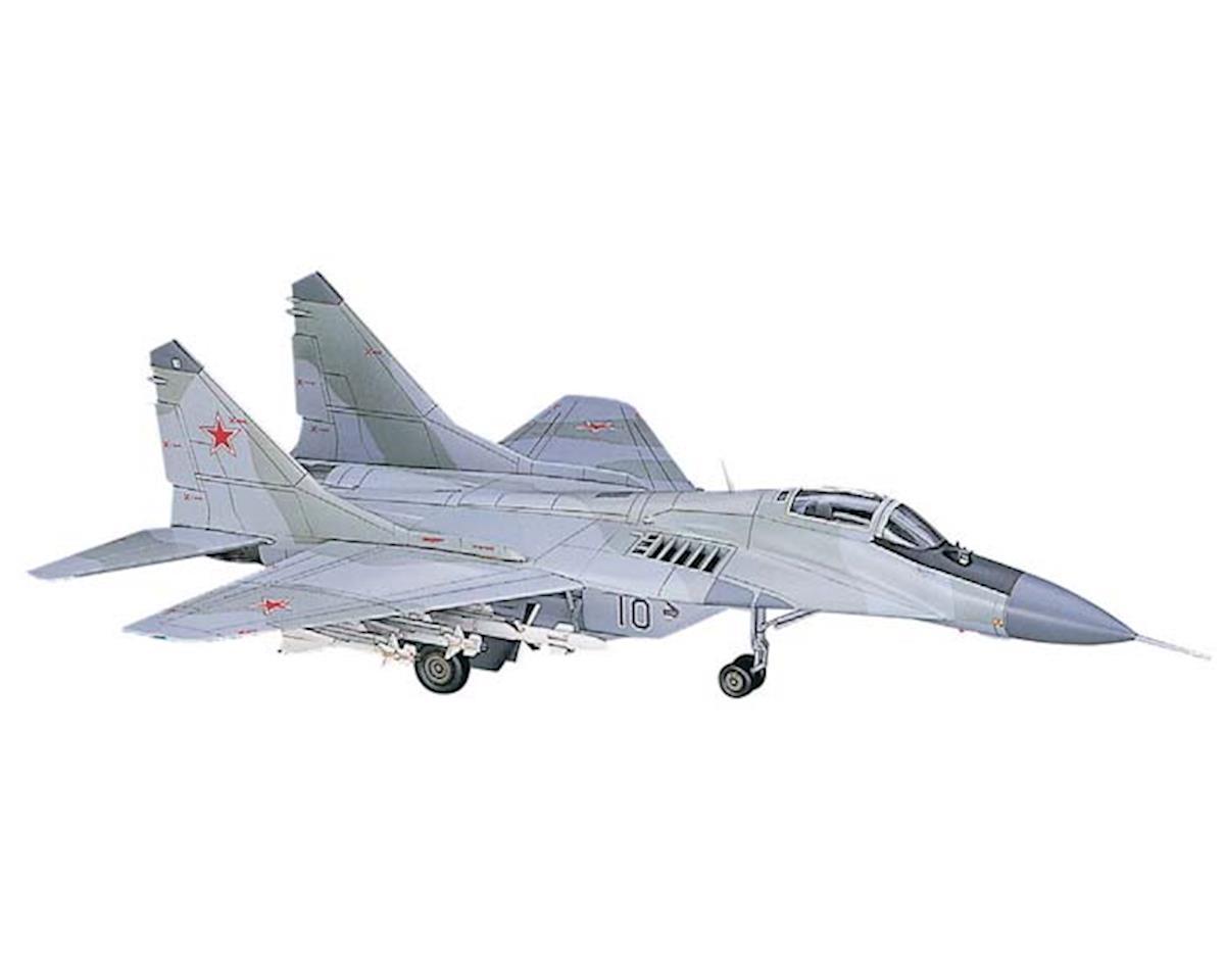 Hasegawa 00541 1/72 Mikoyan MiG-29 Fulcrum Farnborough w/Weapon