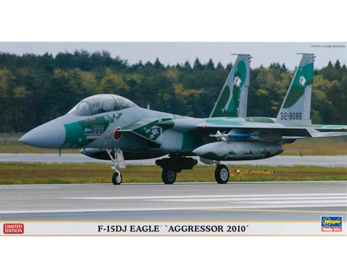 01911 1/72 F-15DJ Eagle Aggressor 2010 Ltd Ed by Hasegawa