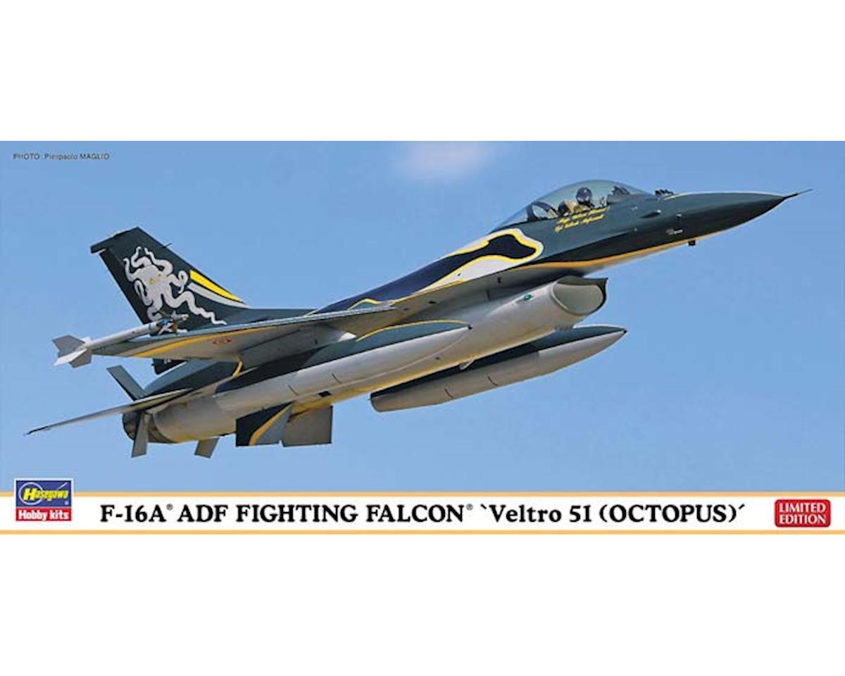 Hasegawa 01997 1/72 F-16A ADF Fighting Falcon Veltro 51 LTD