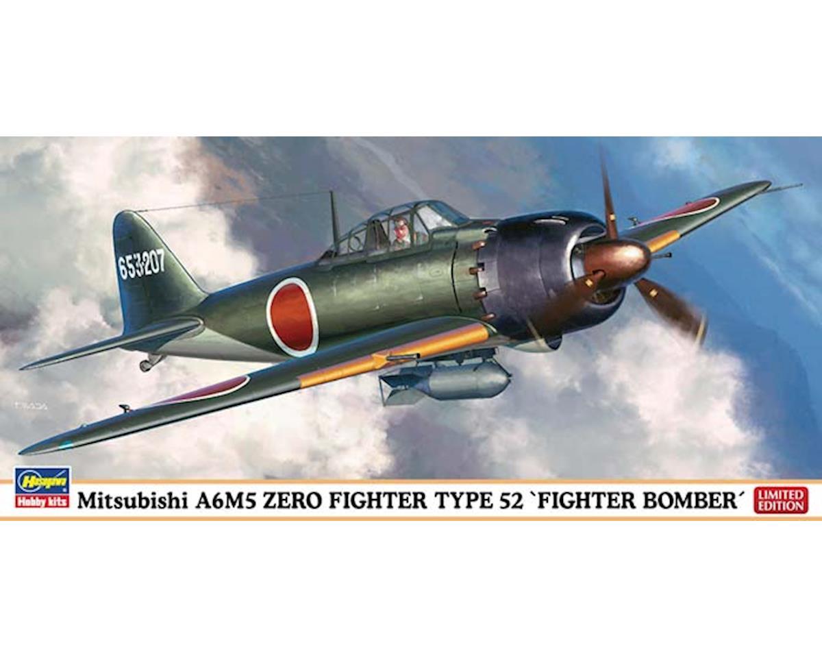 02019 1/72 Mitsubishi A6M5A Type 52 KOH Bomber Ltd by Hasegawa