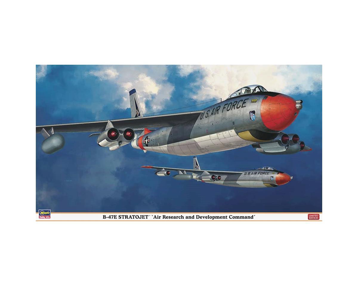 Hasegawa 02120 1/72 B-47E Stratojet Research Limited