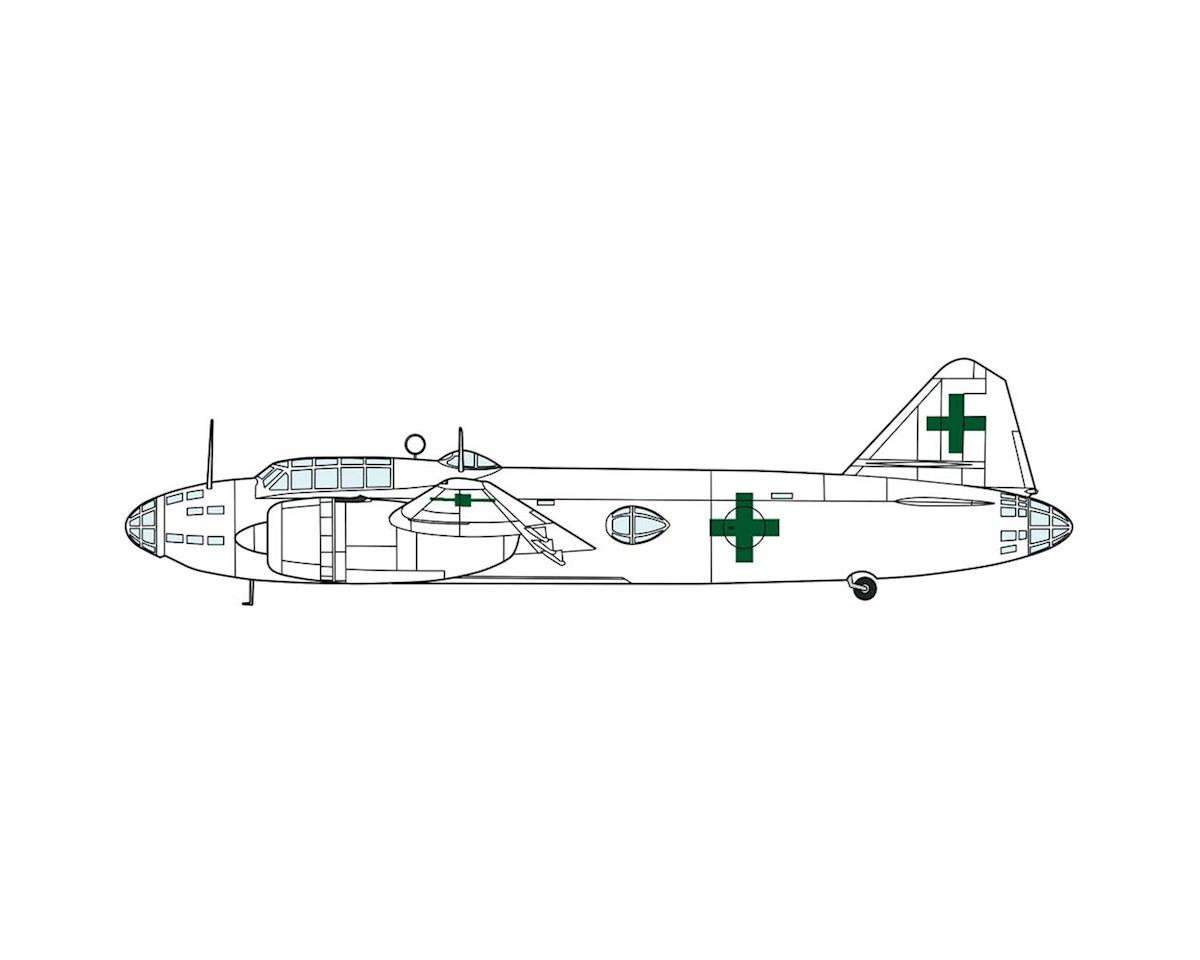 Hasegawa 02167 1/72 Mitsubishi G4M1 Type 1 Attack Bomber Model 1