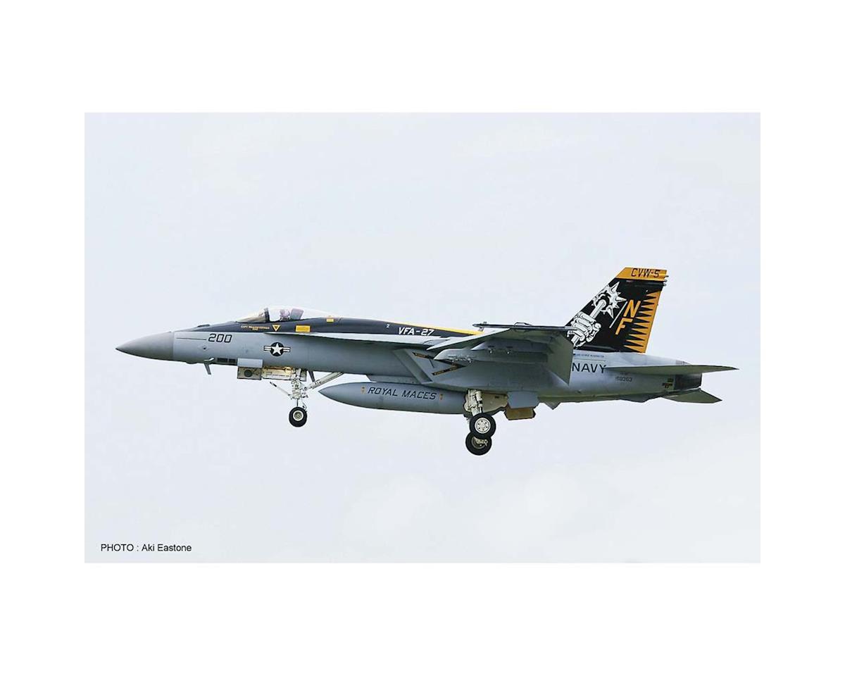 Hasegawa 1/72 F/A-18E Super Hornet VFA-27 Royal Maces