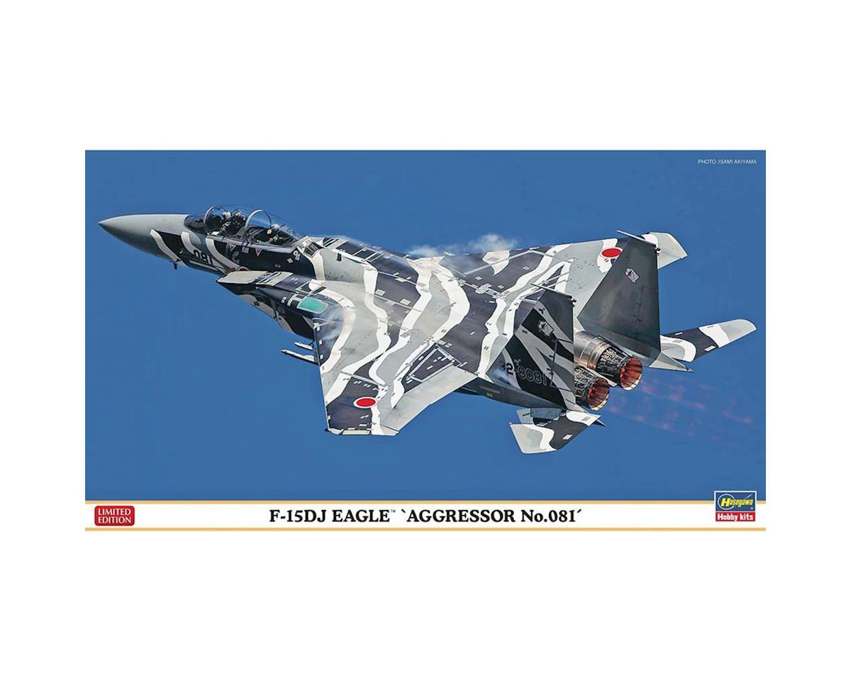 Hasegawa 1/72 F-15J Eagle Aggressor No.081