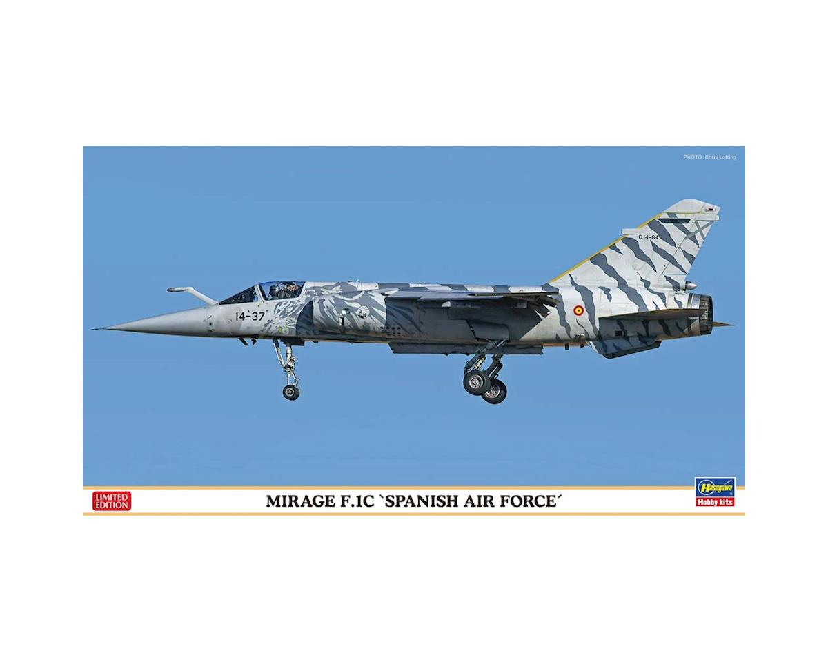 02204 1/72 Mirage F.1C Spanish Air Force (2 Kits)
