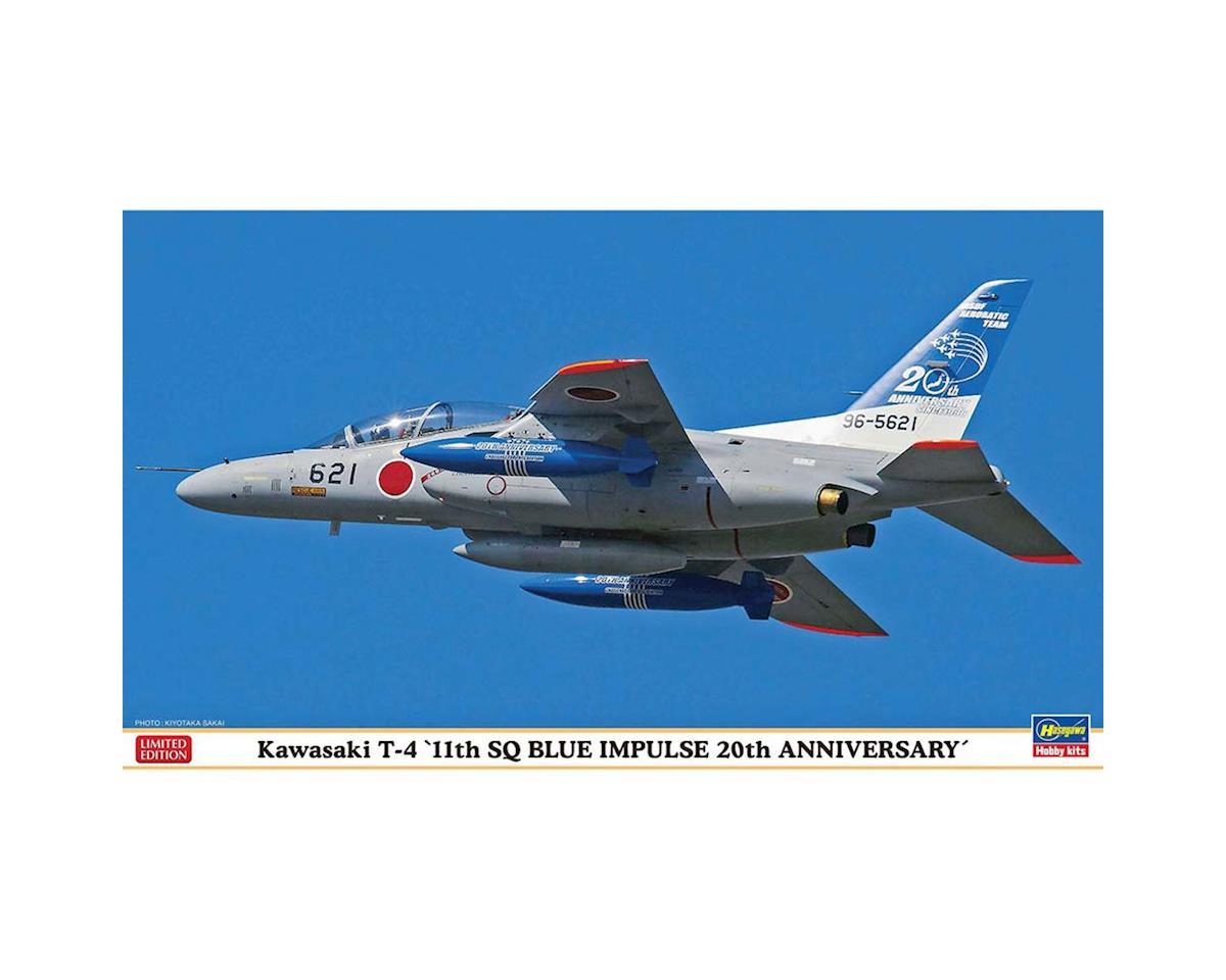 Hasegawa 1/72 Kawasaki T-4 11th SQ Blue Impulse 2 Kits