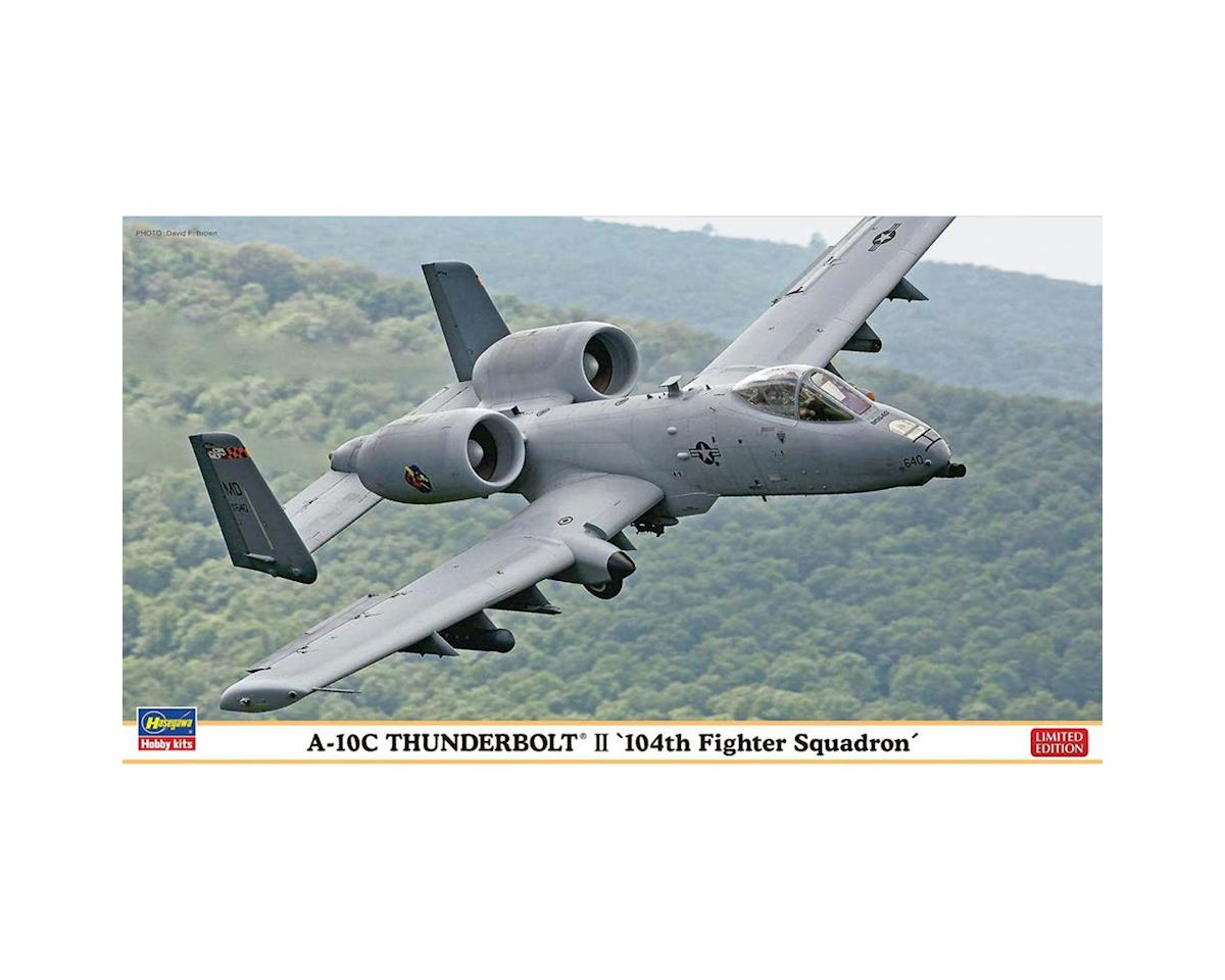 02216 1/72 A-10C Thunderbolt II 104th Fighter SQ by Hasegawa