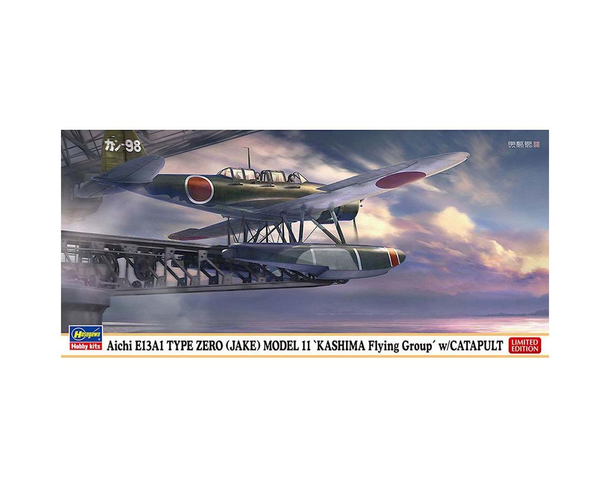 Hasegawa 02219 1/72 Aichi E13A1 Type O Jake 11 with Catapult