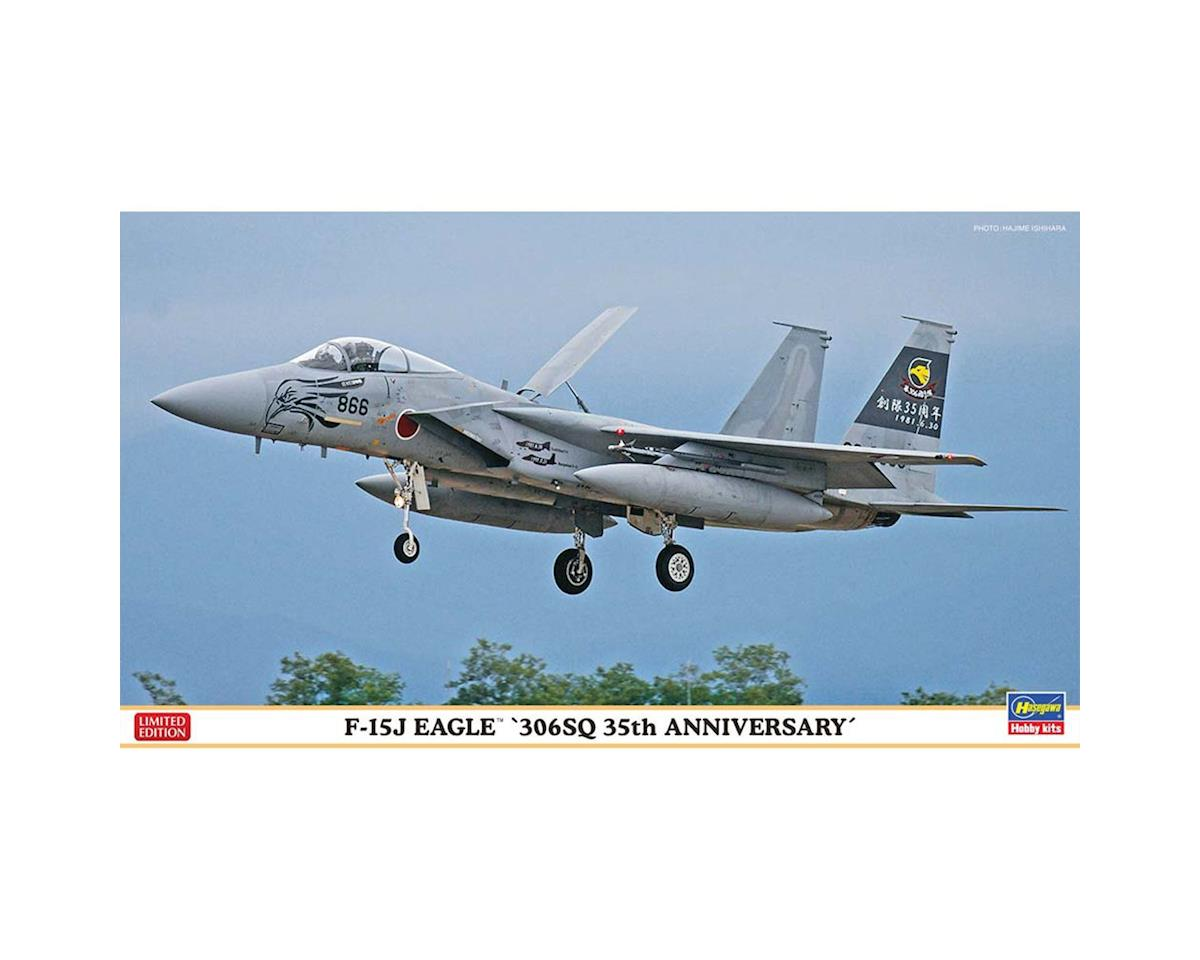 02226 1/72 F-15J Eagle 306 SQ 35th Anniversary by Hasegawa
