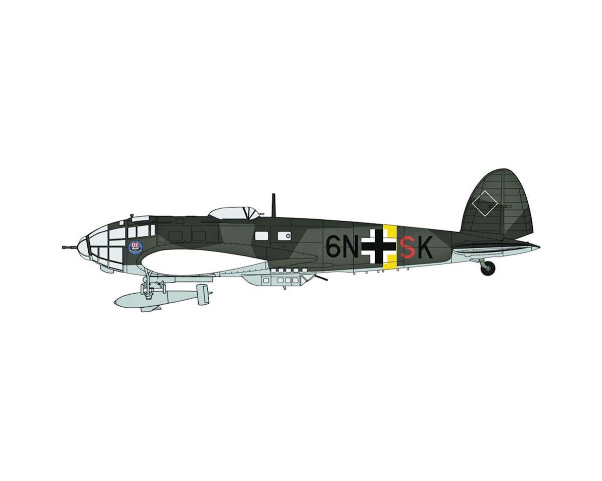02227 1/72 Heinkel He 111H-6 w/Bv246 Hagelkorn by Hasegawa