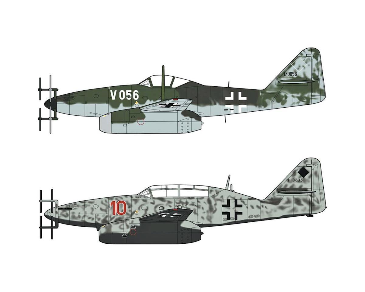 Hasegawa 02236 1/72 Messerschmitt Me62 Nachtjager (2)