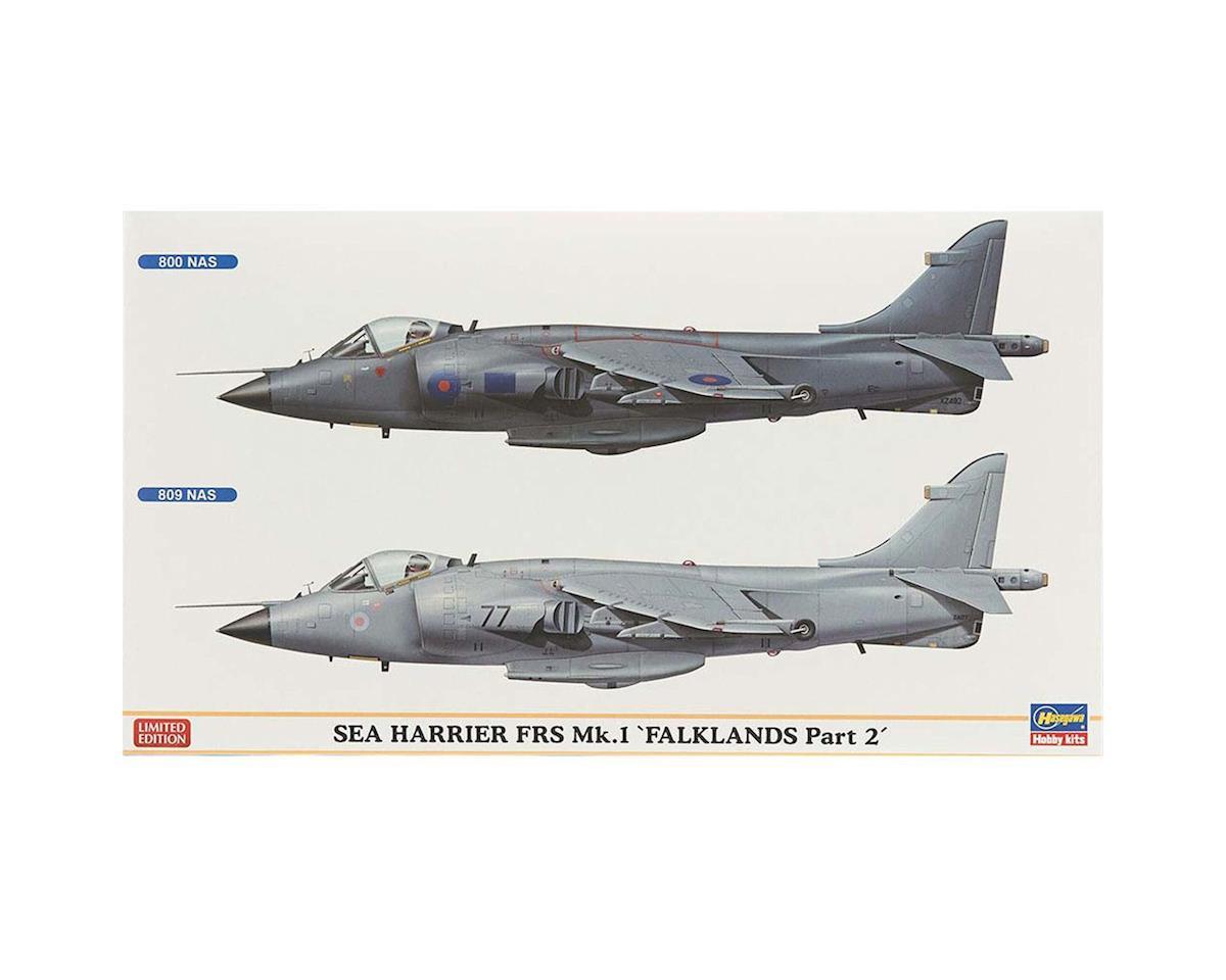 Hasegawa 02253 1/72 Sea Harrier FRS MK.1 Falklands (2 Kits)