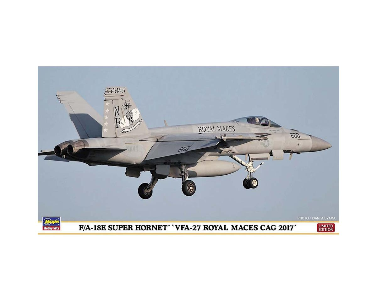 Hasegawa 1/72 F/A-18 Super Hornet VFA-27 Royal Maces