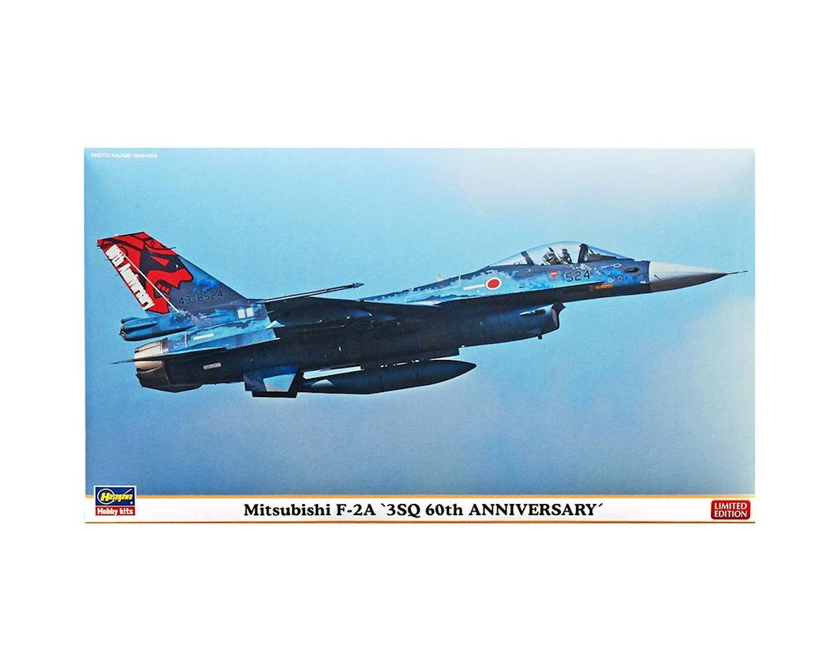 Hasegawa 02261 1/72 Mitsubishi F-2A 3SQ 60th Anniversary