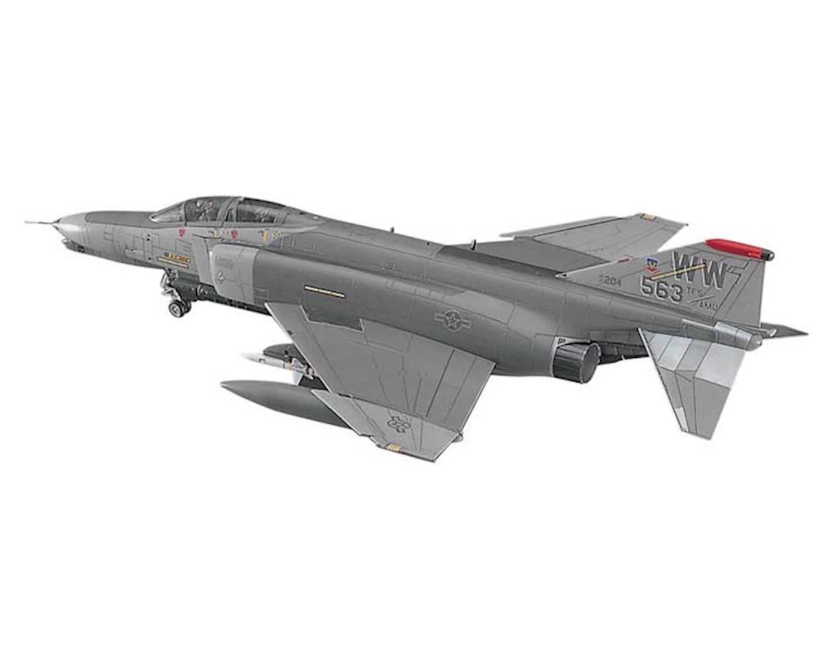 """Hasegawa 07209 1/48 F-4G Phantom II """"Wild Weasel"""" One Pc Canopy"""