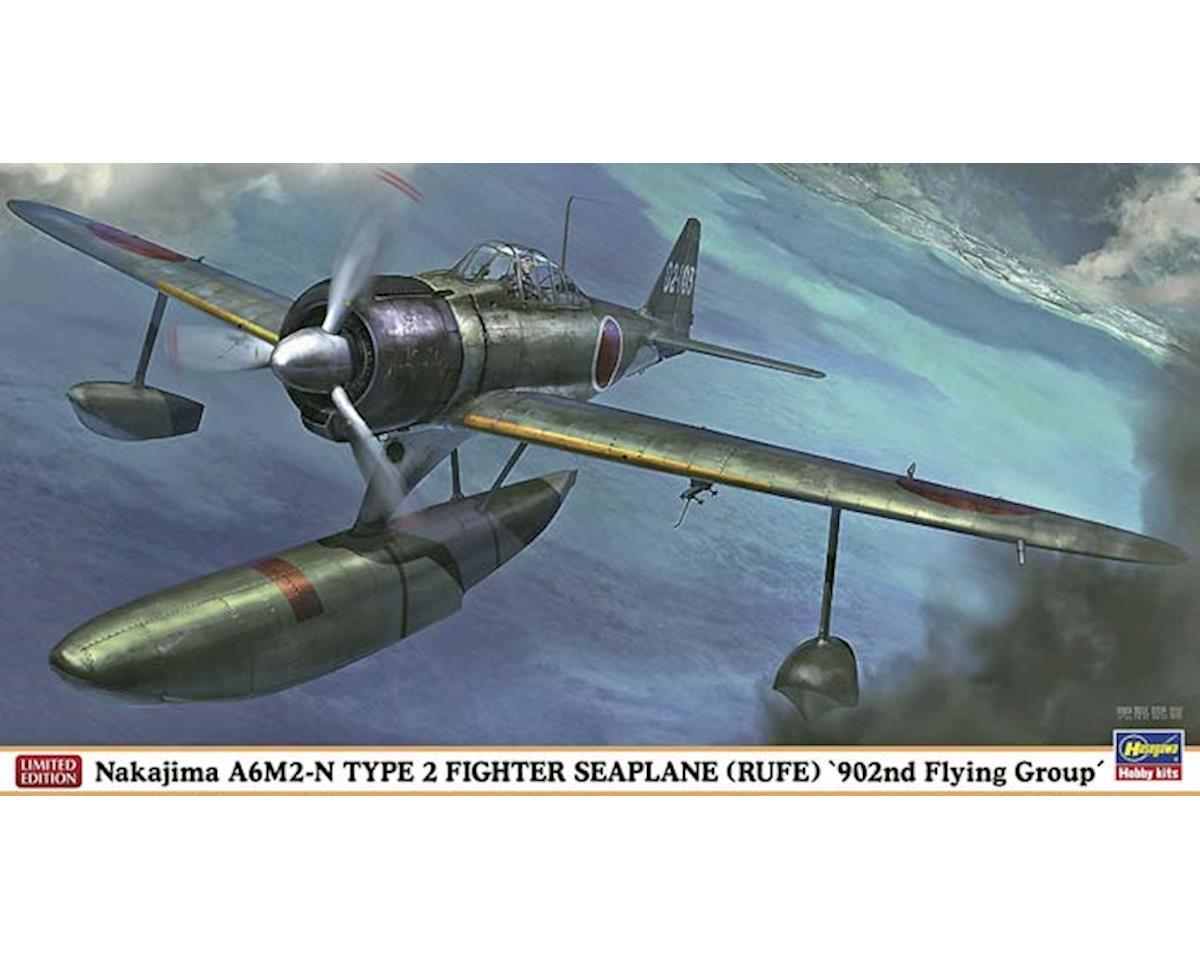 Hasegawa 07376 1/48 Nakajima A6M2-N Rufe Limited