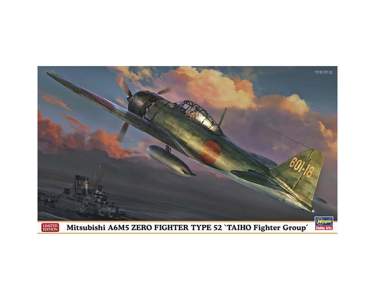 Hasegawa 07385 1/48 Mitsubishi A6M5 Zero Taiho Limited