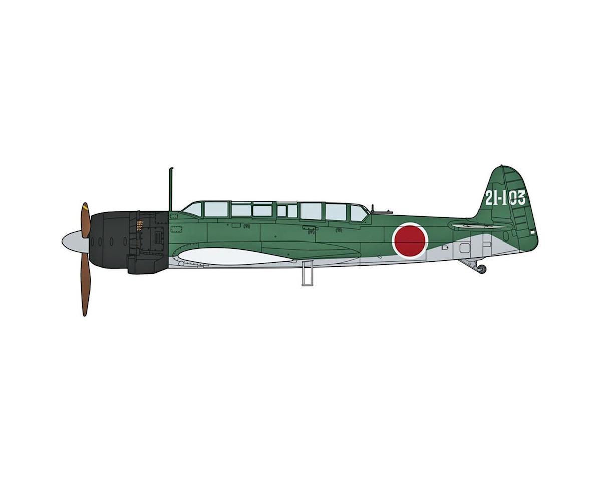 Hasegawa 07421 1/48 Nakajima C6N1 Carrier Recon Plane Saiun