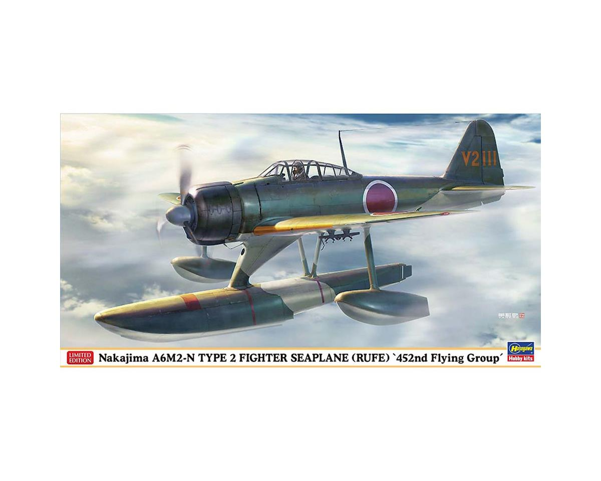 Hasegawa 1/48 Nakajima A6M2-N Type 2 Fighter Seaplane Rufe