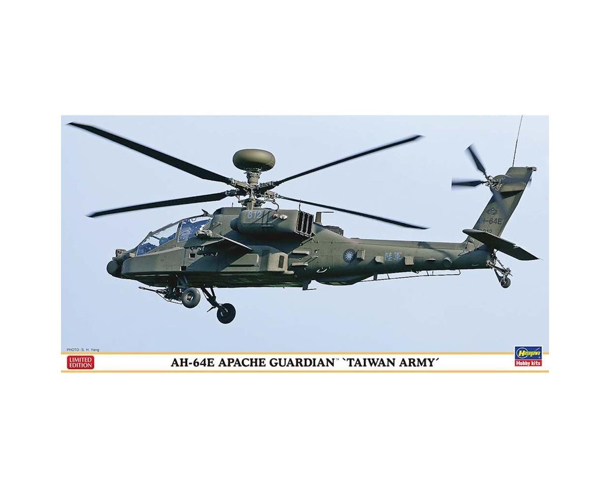 Hasegawa 1/48 AH-64E Apache Guardian  Taiwan Army
