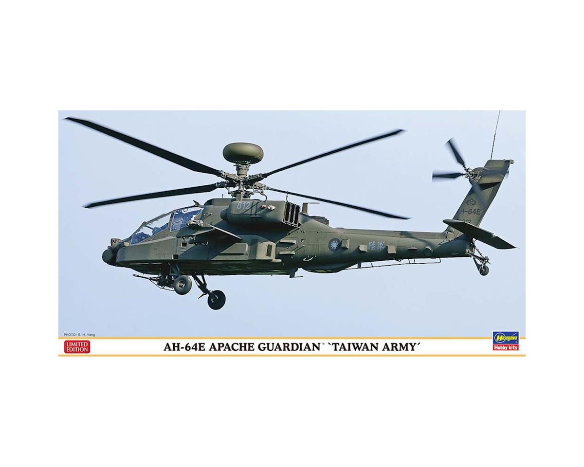 "Hasegawa 07432 1/48 AH-64E Apache Guardian ""Taiwan Army"""