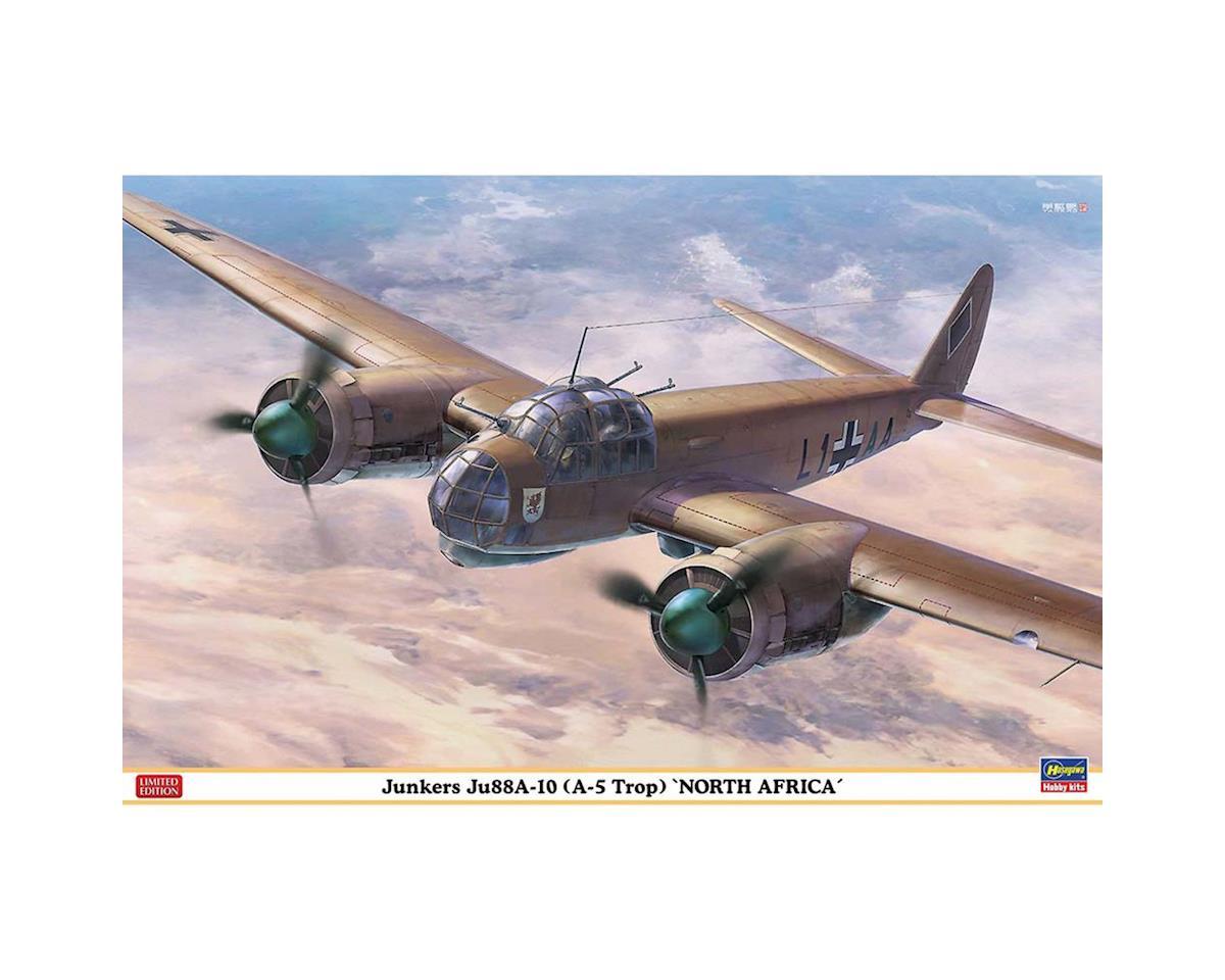 Hasegawa 07440 1/48 Junkers Ju88A-10 (A-5 Trop) North Africa