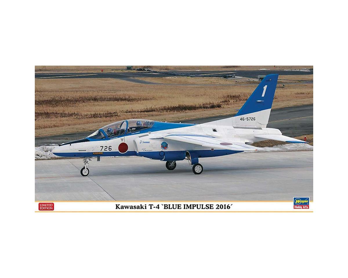 Hasegawa 1/48 Kawasaki T-4 Blue Impulse 2016